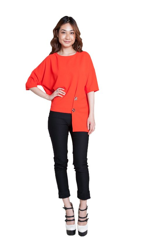 red shift grommet top- front