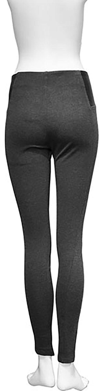 charcoal leggings- back