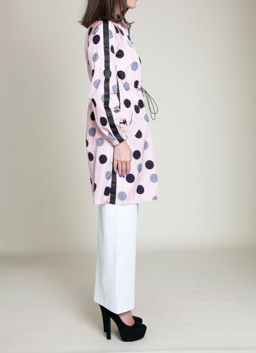 PINK DOT JACKET- SIDE