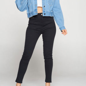 denim jacket- full